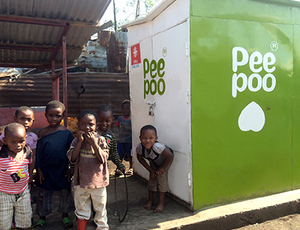 Successful roll out of the Peepoo value chain by Caritas in Goma, DR Congo